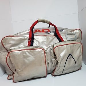 Vintage Head travel duffel sports bag